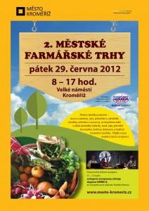 2. Farmářský trh Kroměříž